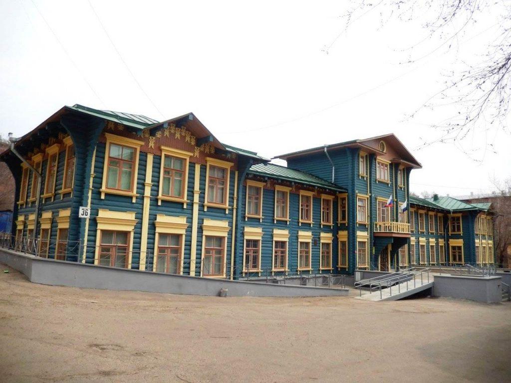 г. Хабаровск, ул. Дзержинского, дом 36